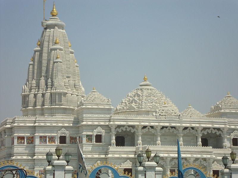 ISKCON Vrindavan, Sri Sri Krishna Balaram Mandir